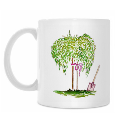Кружка Деревце