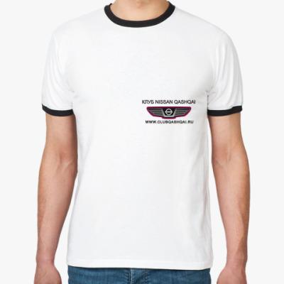 Футболка Ringer-T  клубная футболка