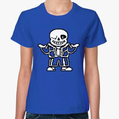 Женская футболка Sans Boss