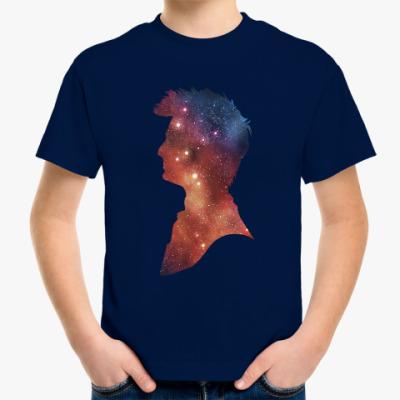 Детская футболка David Tannant