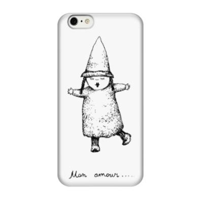 Чехол для iPhone 6/6s Mon amour