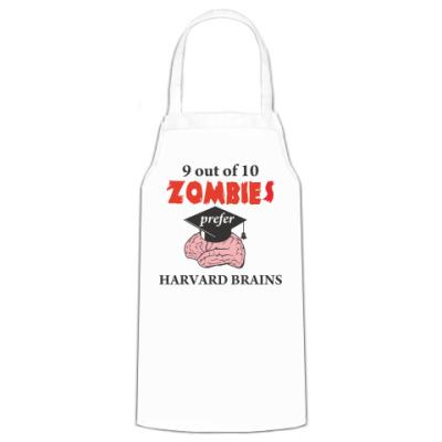 Фартук Harvard brains