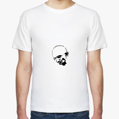 Футболка Ганди