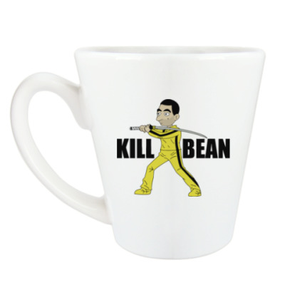 Чашка Латте Kill Bean