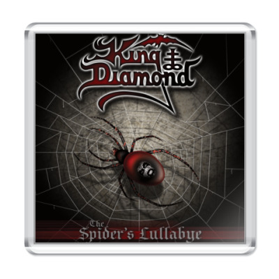 Магнит king diamond