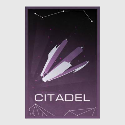 Постер Mass Effect: Citadel