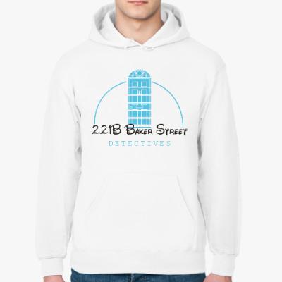 Толстовка худи 221 Baker Street