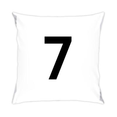 Подушка Цифра 7
