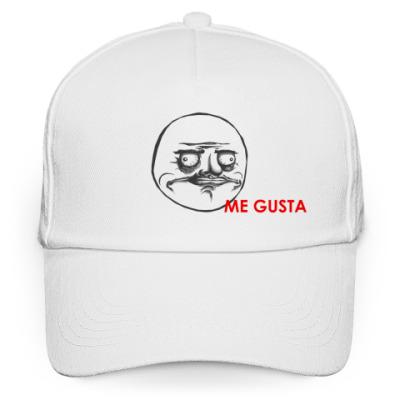 Кепка бейсболка «ME GUSTA»