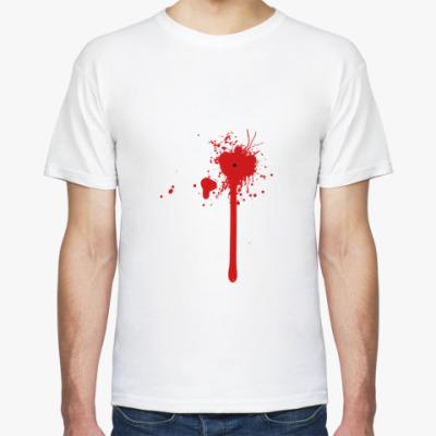 Футболка Blood Splash