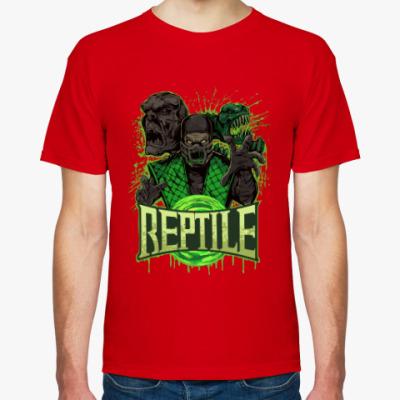 Футболка Reptile