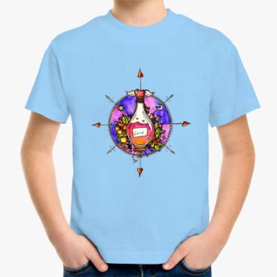 Детская футболка Эликсир