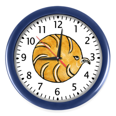 Настенные часы Средневековая устрица