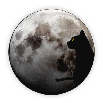 Костер (подставка под кружку)  Лунная Кошка