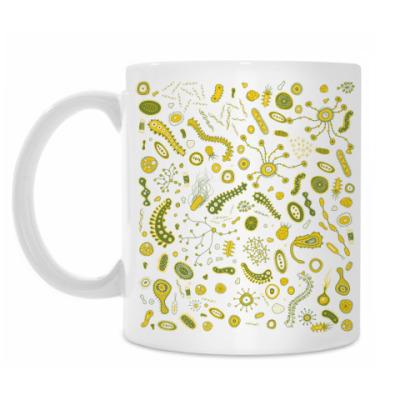 Кружка Бактерии