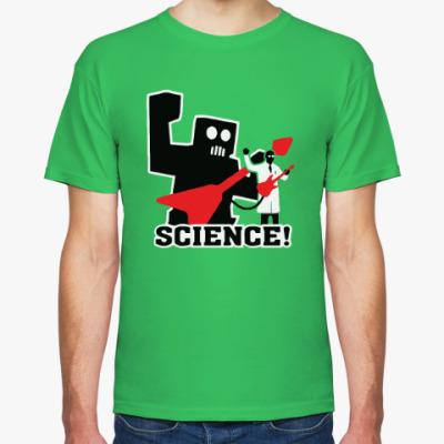 Футболка roboRock Science!