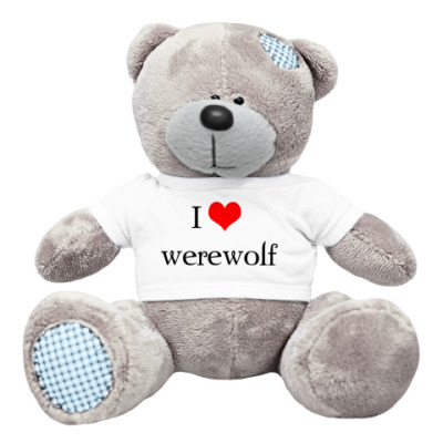 Плюшевый мишка Тедди Werewolf