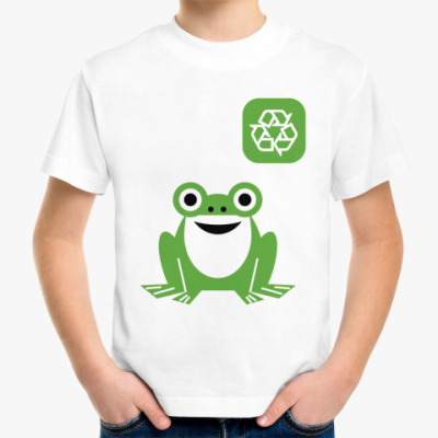 Детская футболка ECO line