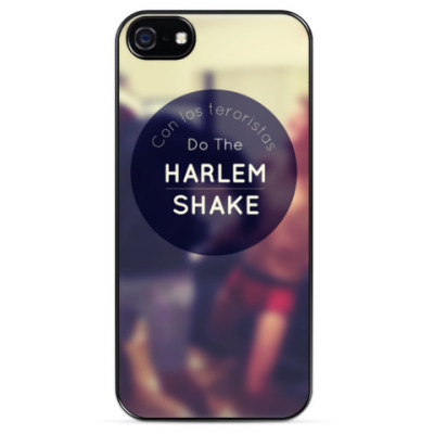 Чехол для iPhone Harlem Shake