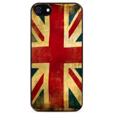 Чехол для iPhone British