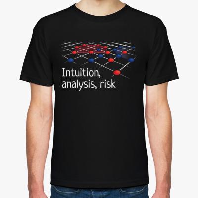 Футболка Геометрия интеллекта