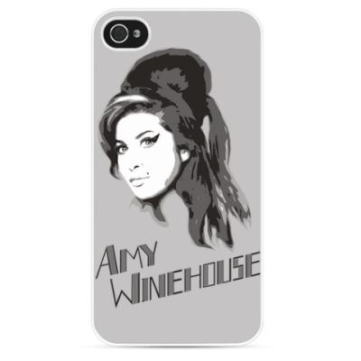 Чехол для iPhone Amy Winehouse