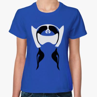 Женская футболка Overwatch, Symmetra (Симметра)