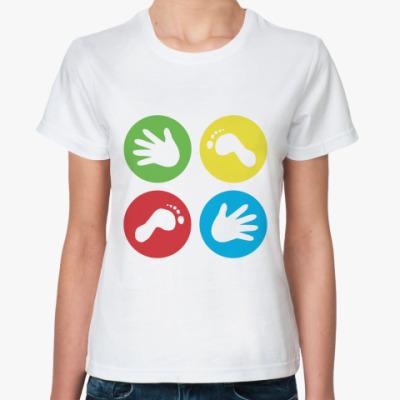 Классическая футболка Twister!