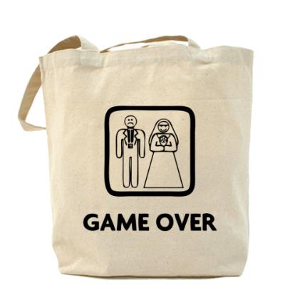 Сумка Game Over