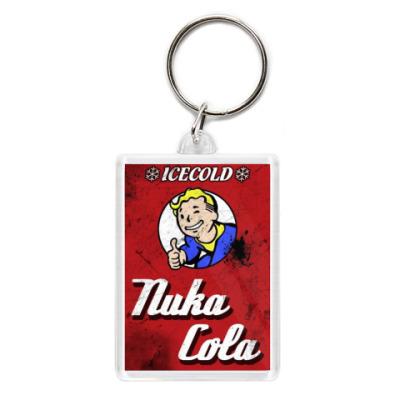 Брелок Fallout Nuka Cola