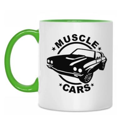 Кружка Muscle cars