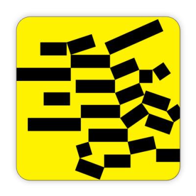 Костер (подставка под кружку) Geometria