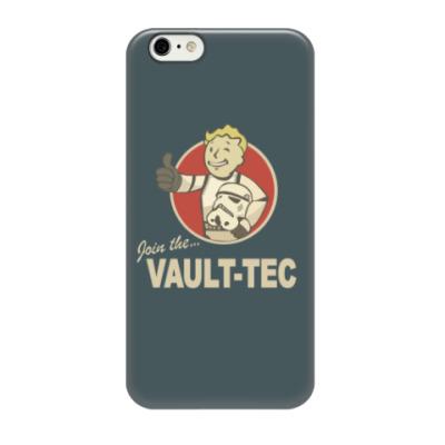 Чехол для iPhone 6/6s Fallout  vault tec