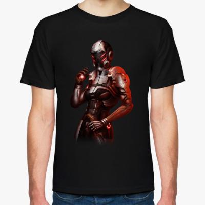 Футболка Mass Effect 3 Фантом Цербера