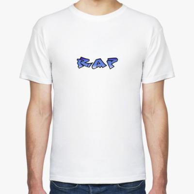Футболка RAP