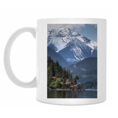 Кружка Красивые горы