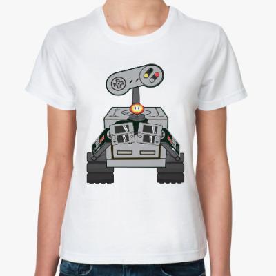 Классическая футболка Геймер