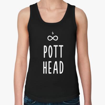Женская майка POTT HEAD-infinity