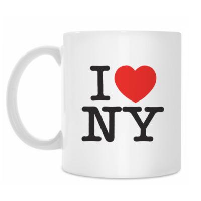 Кружка I ♥ NY