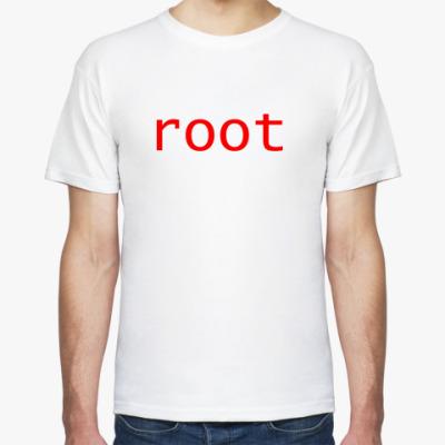 Футболка root