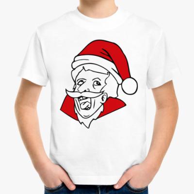 Детская футболка Новогодний гений