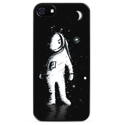 Чехол для iPhone Little astronaut