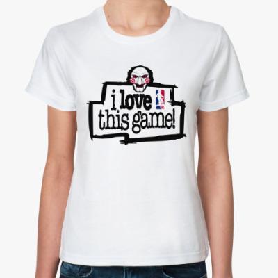 Классическая футболка Пила