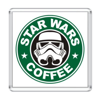 Магнит starwarscoffee