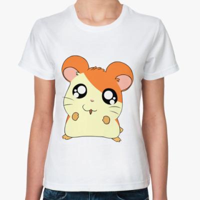 Классическая футболка Hamato Hamtaru