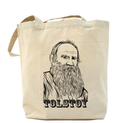 Сумка  Толстой