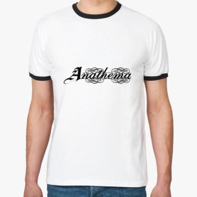 Футболка Ringer-T anathema