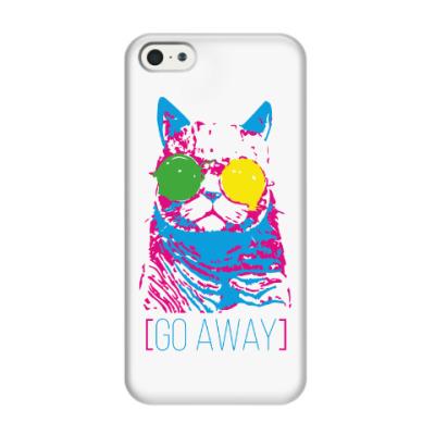 Чехол для iPhone 5/5s Go away