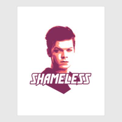 Постер Йен Shameless (Бесстыжие)