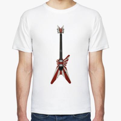 Футболка Dean Matt Heafy guitar